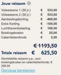 8 dagen Samos €299