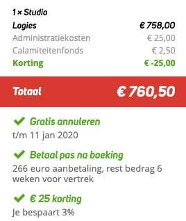 8 dagen Samos €367