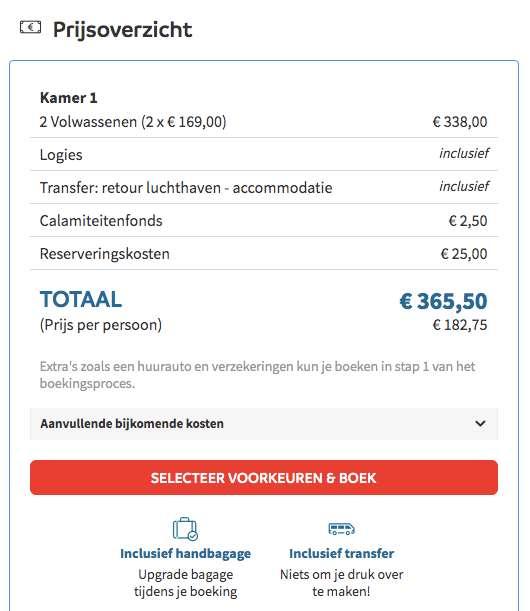 8 dagen Samos voor maar €169