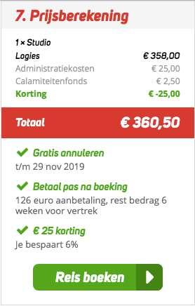 8 dgaen Zakynthos voor maar €179