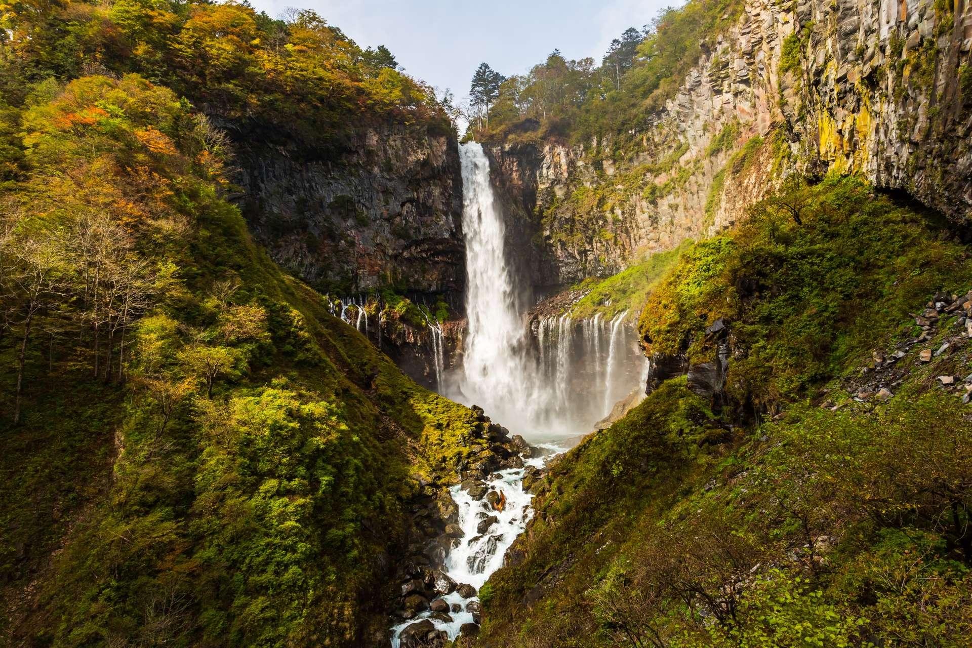 Kegon waterval Japan