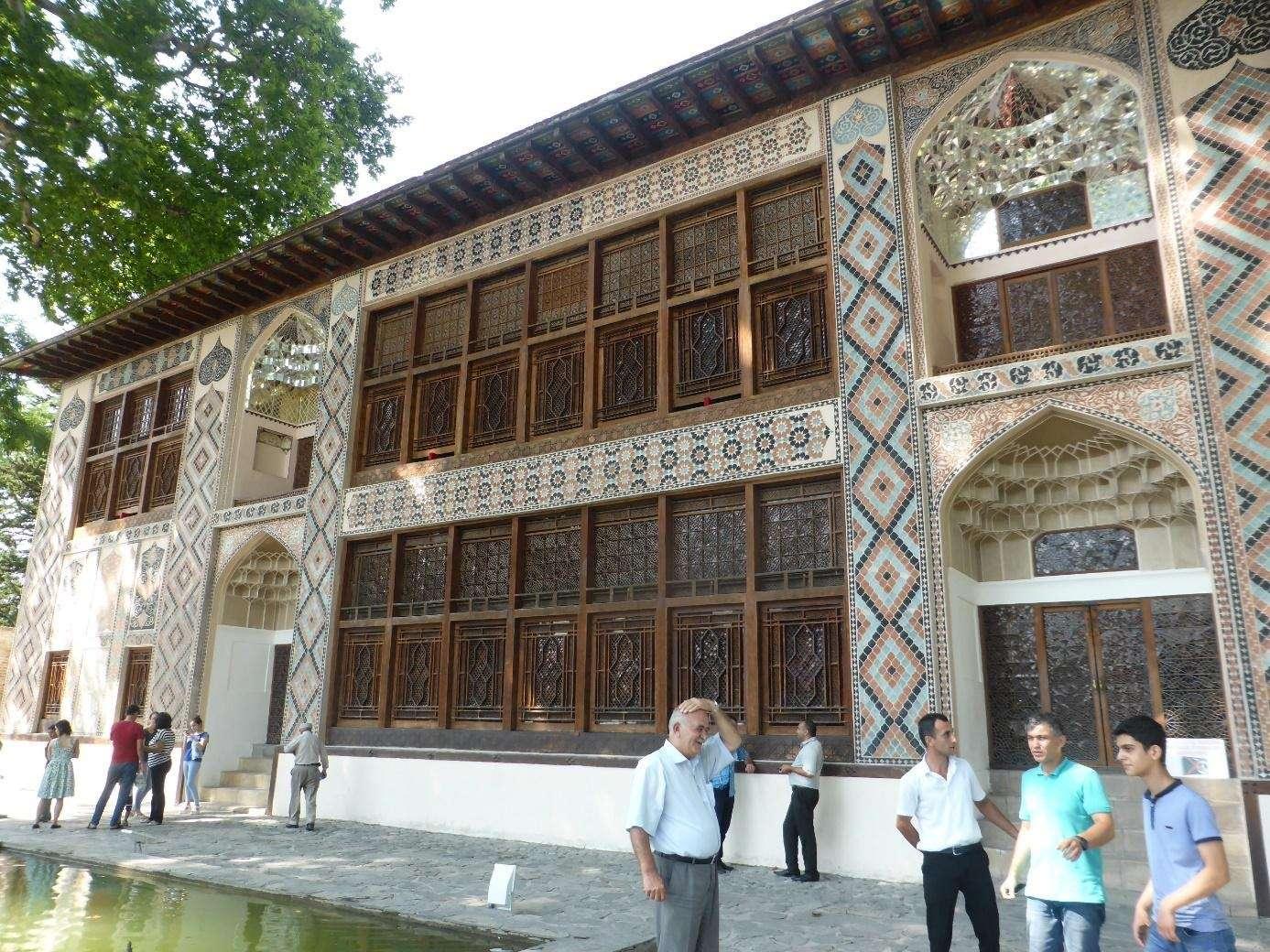 Azerbeidzjan, Sheki
