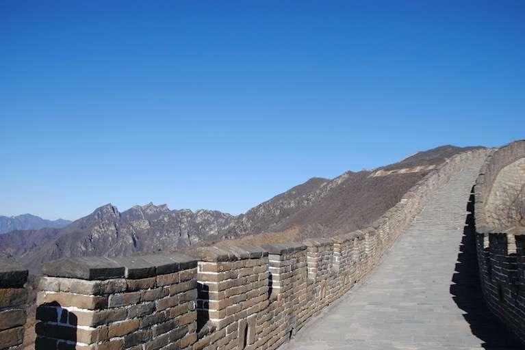 Chinese Muur 3