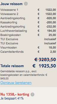 9 dagen Dominicaanse Republiek €949
