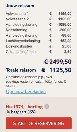 9 dagen Suriname voor maar €549