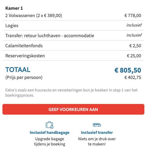 9 dagen Zakynthos €389