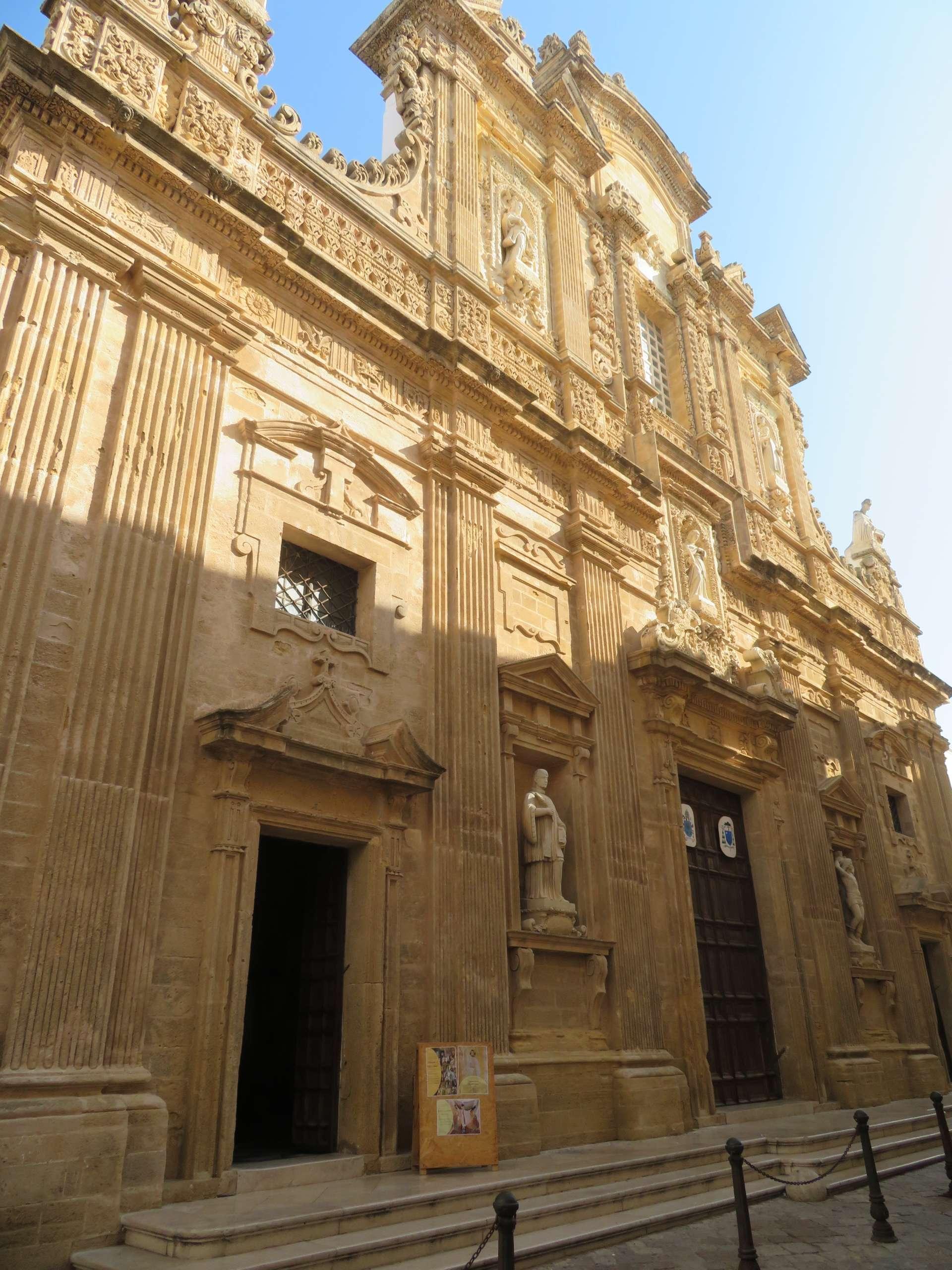 Kerk Gallipoli