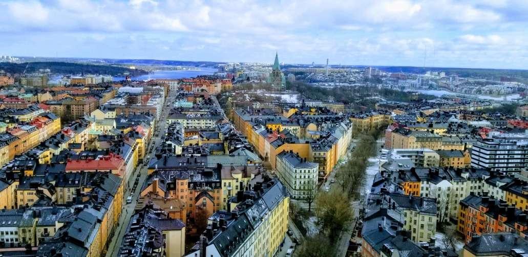 Goedkope stedentrip Stockholm