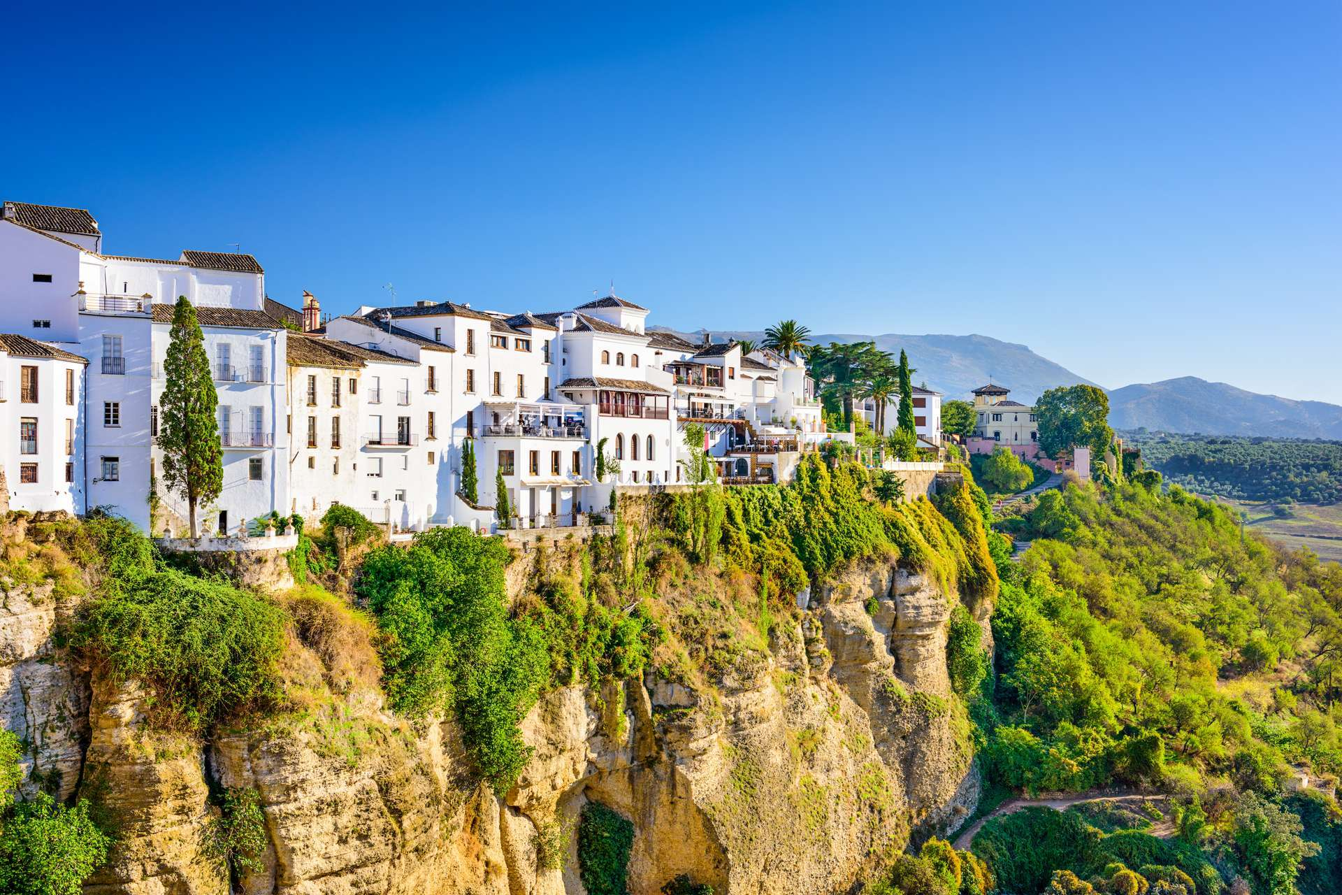 Style in Travel bestemming Andalusië