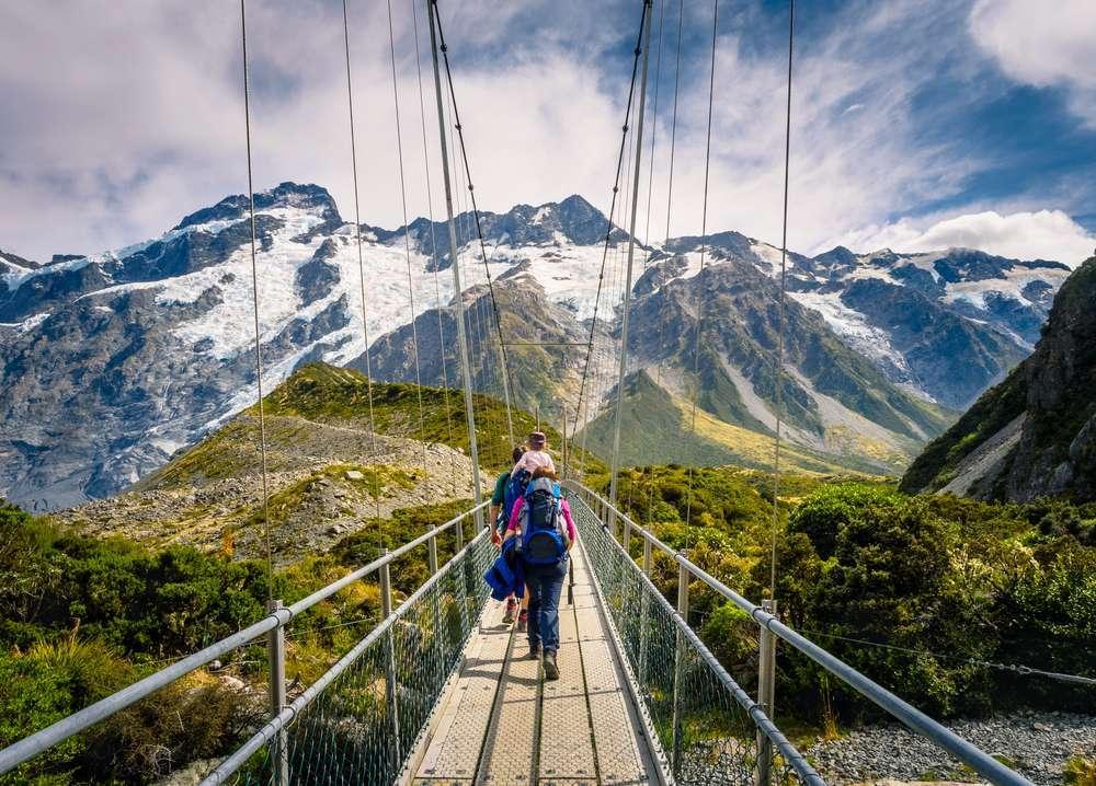 Goedkope rondreis Nieuw-Zeeland