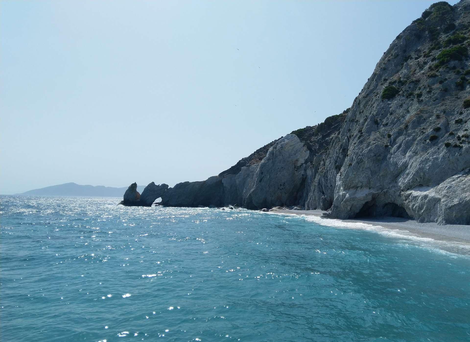 Griekenland, Skiathos, Lalaria Beach