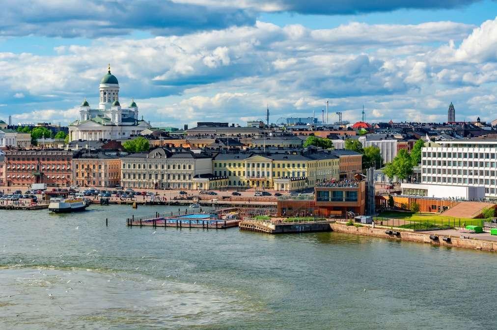 Goedkope stedentrip Helsinki