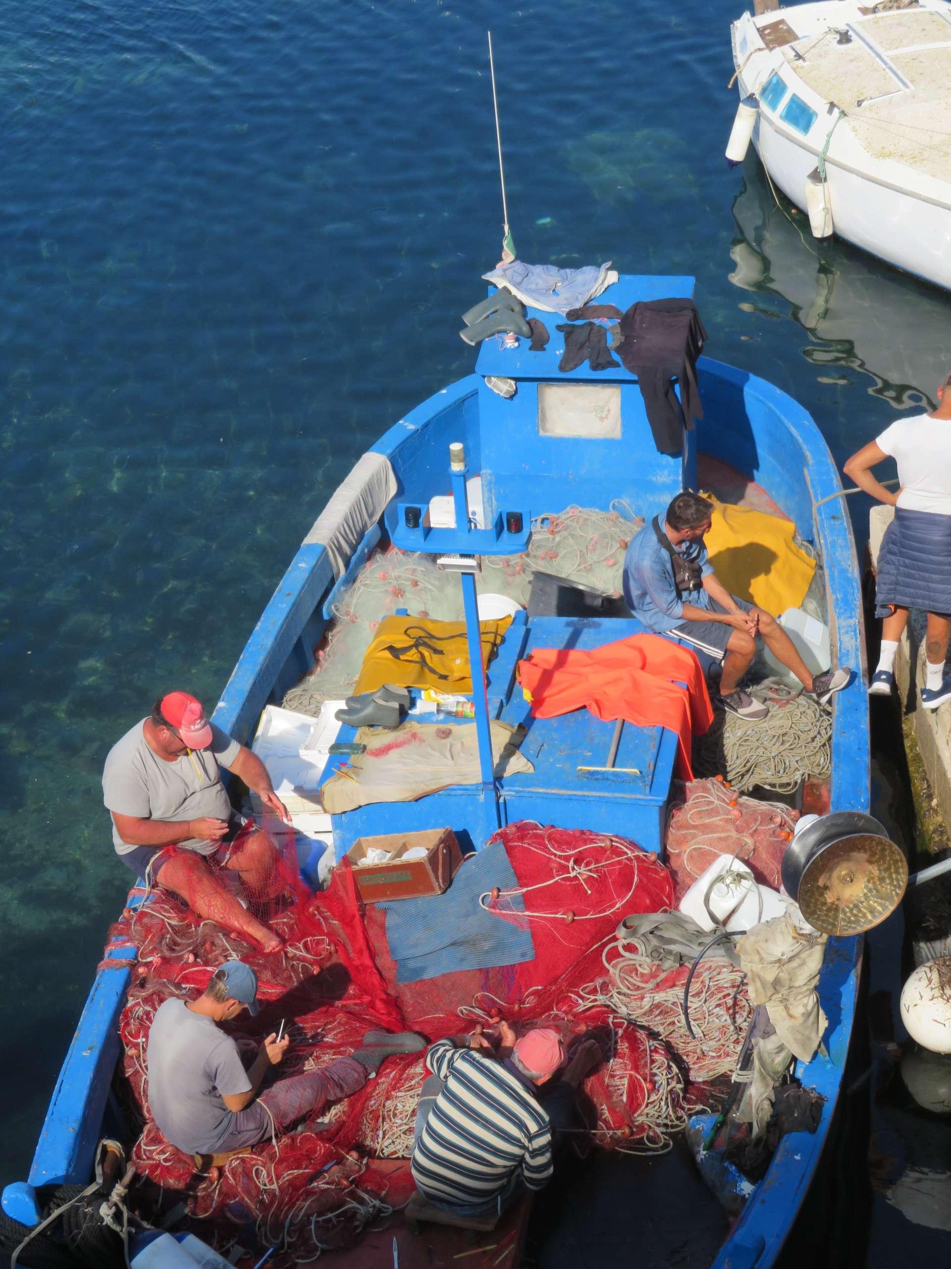 Vissershaven Gallipoli