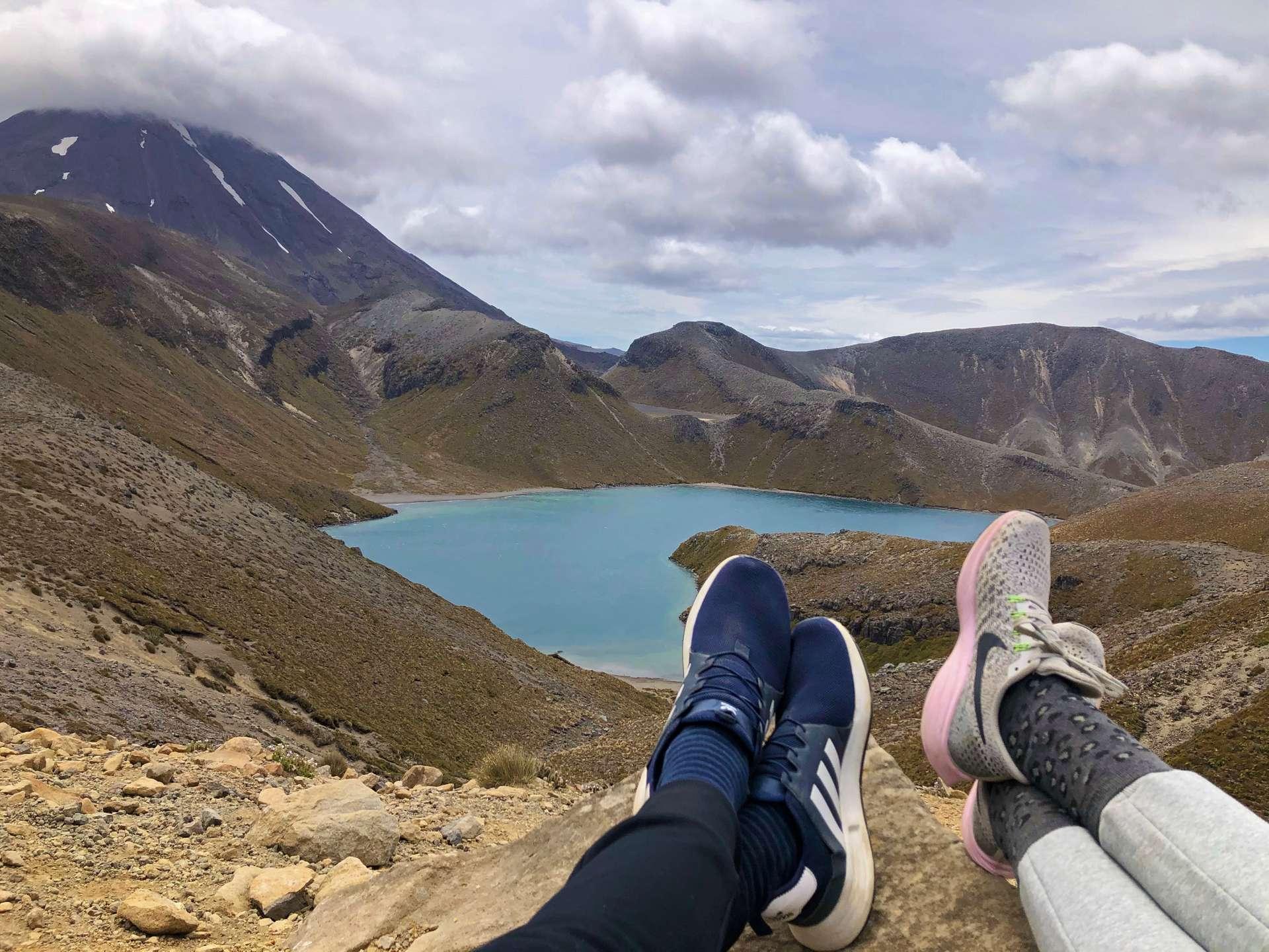 Tama Lakes, Nieuw Zeeland