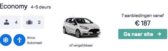 Auto €187