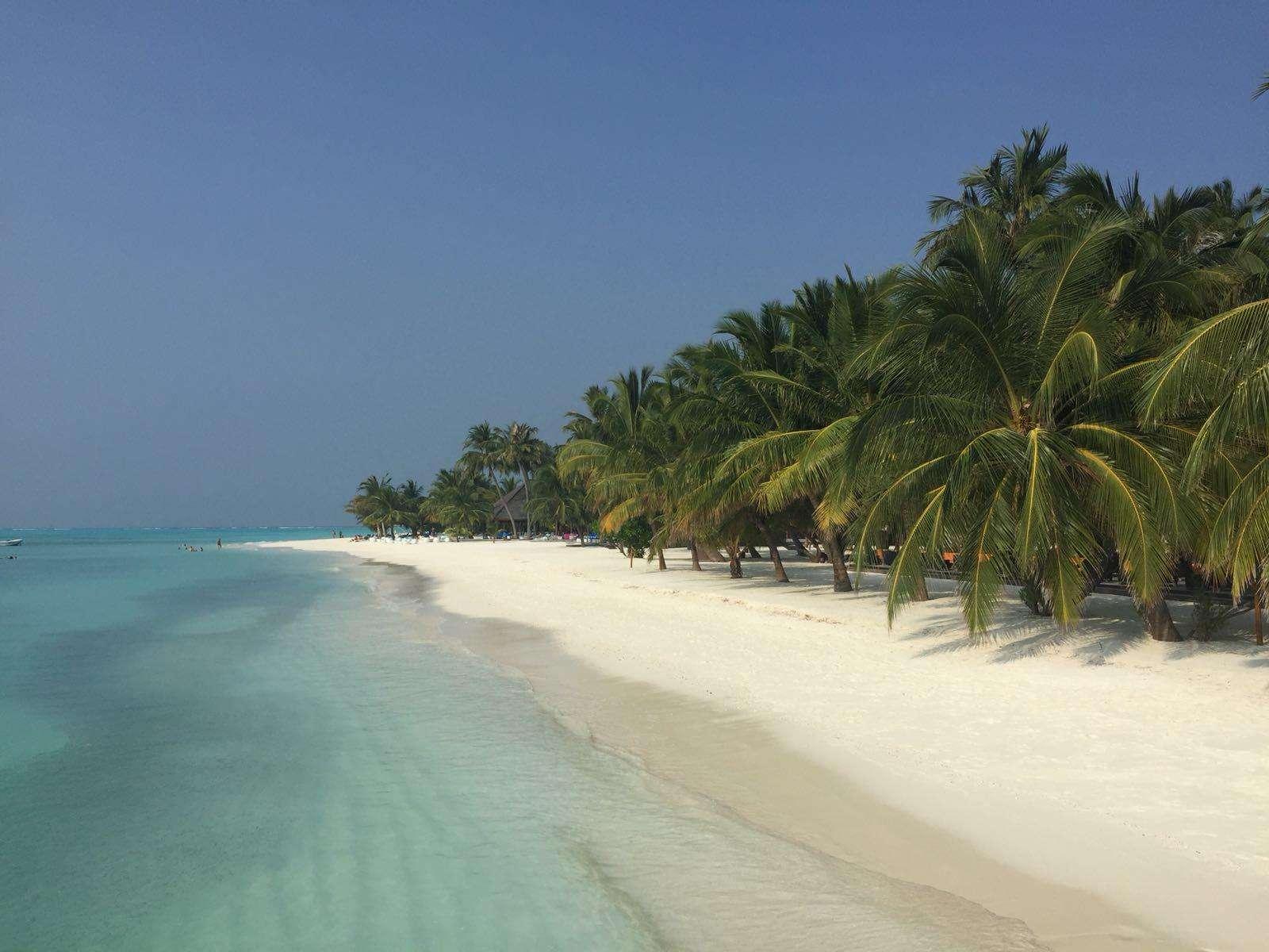Strand van Meeru