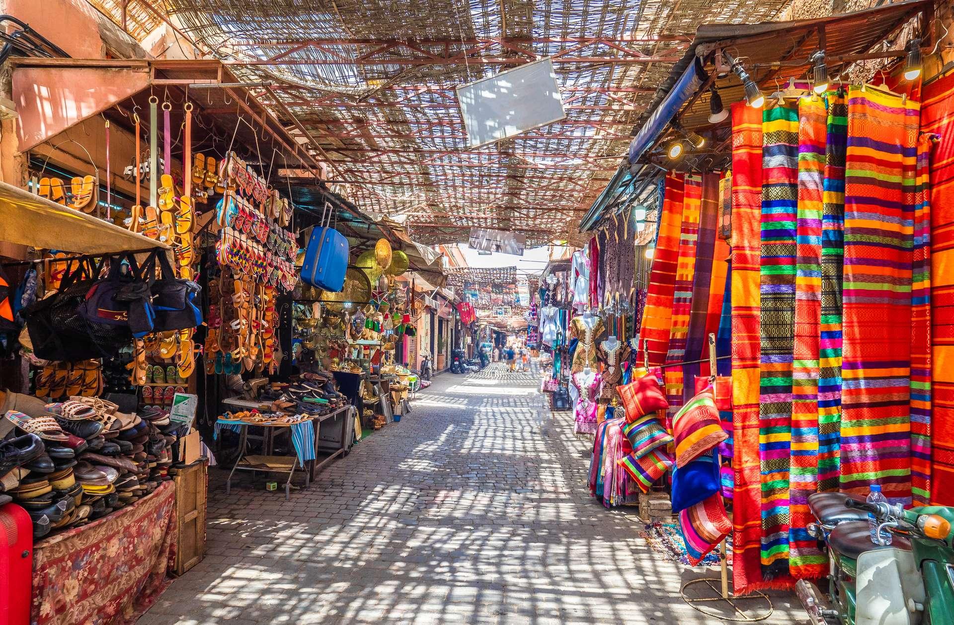 Marokko Marrakech vakantie stedentrip