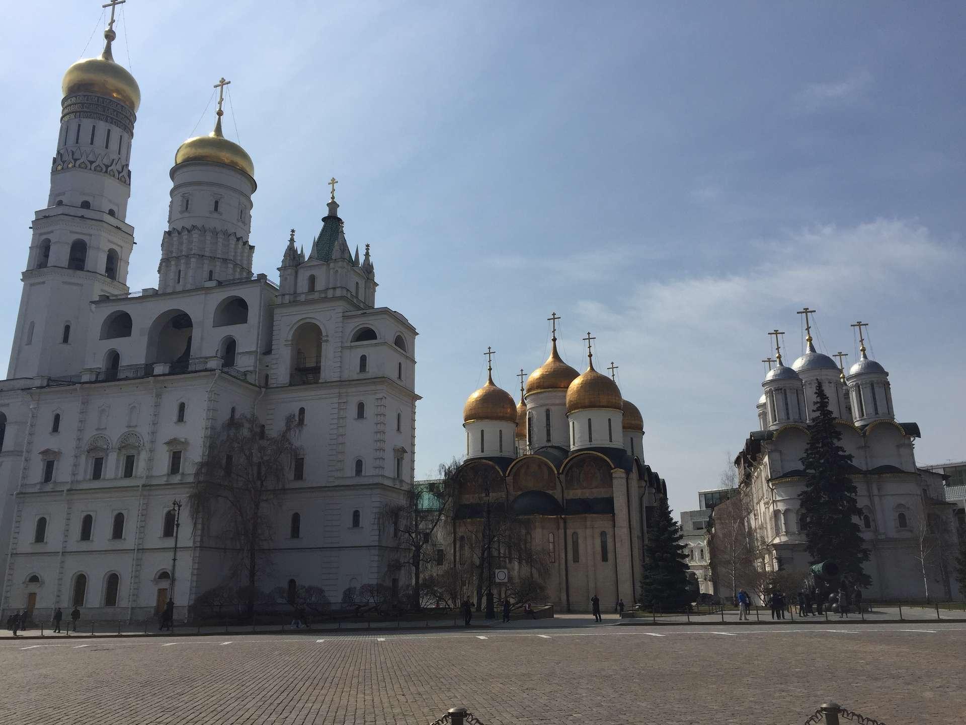 Rusland, Moskou, Kremlin