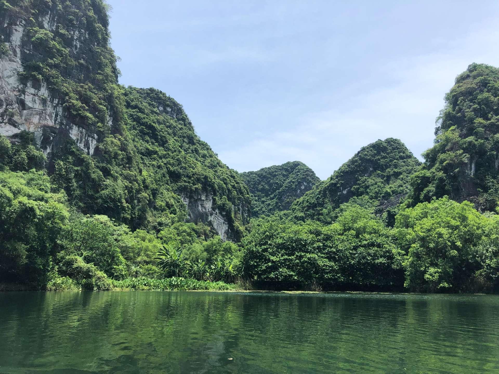 Vietnam, Ninh Binh, Hang Mua