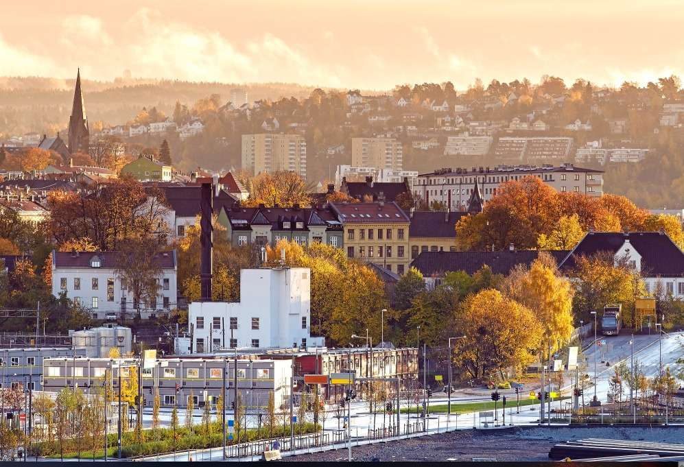 Oslo stedentrip