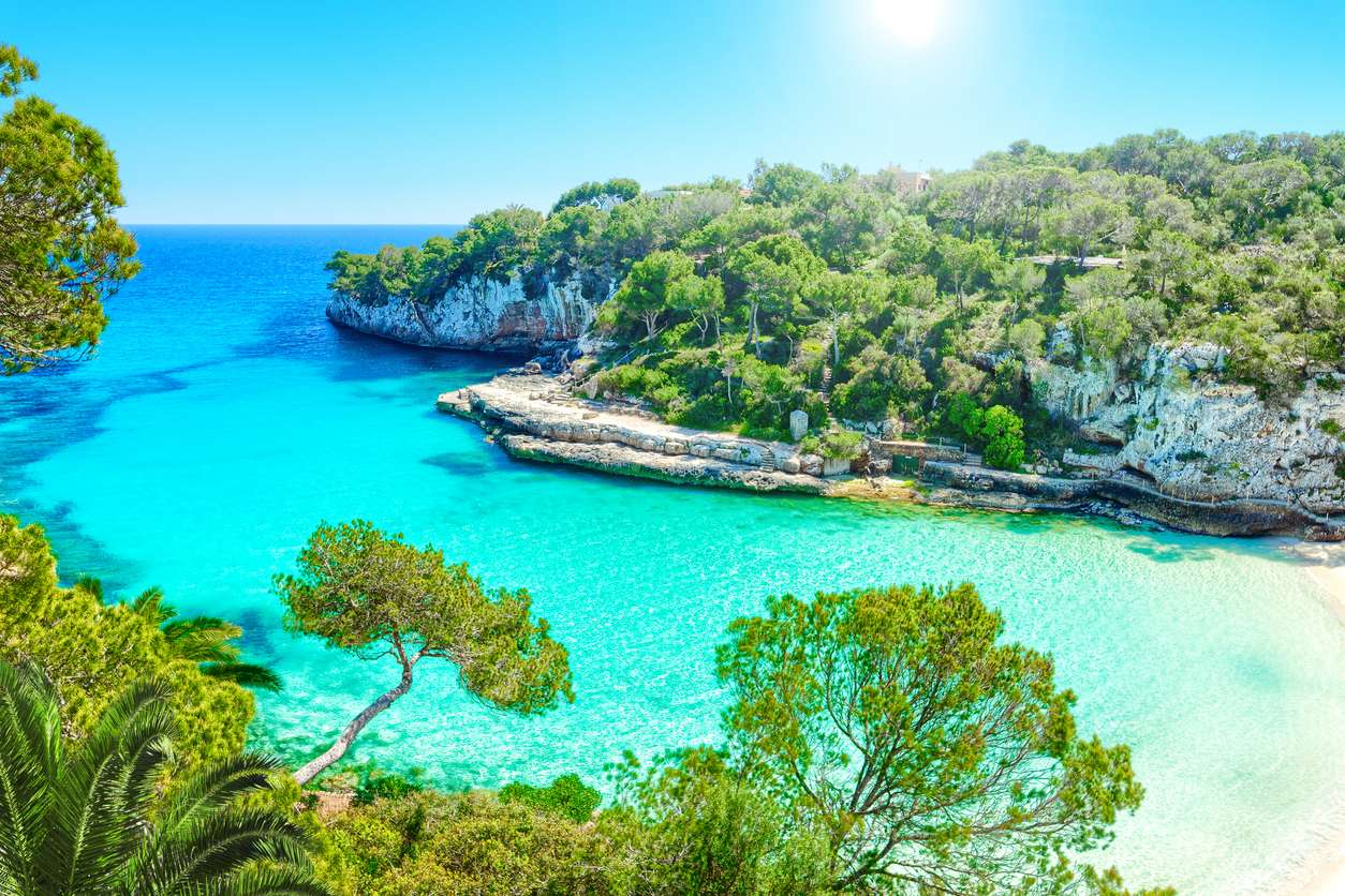 Spanje, Mallorca, Cala Llombards