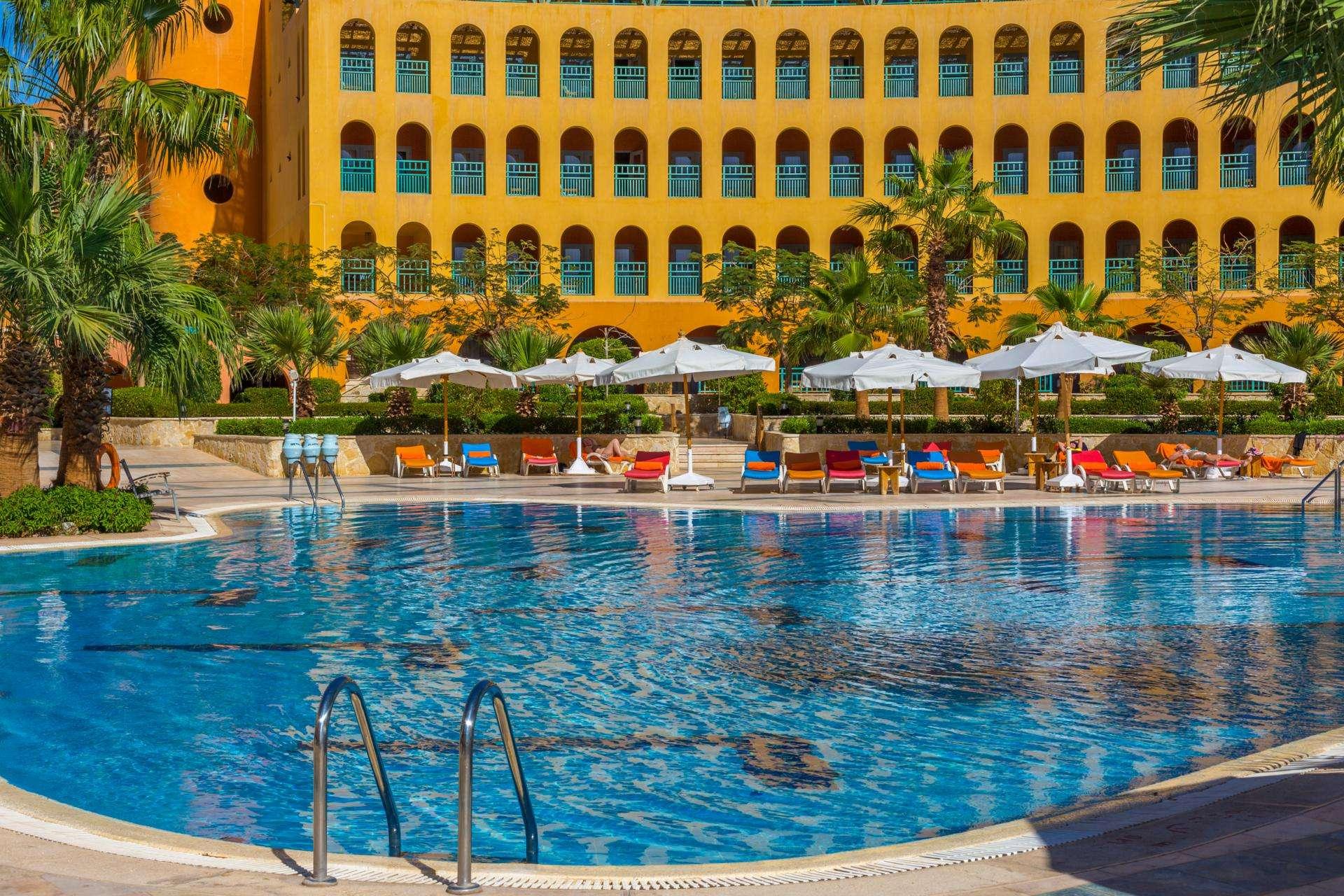 Beach Resort zwembad