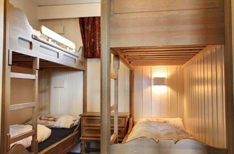 Bergo slaapkamer