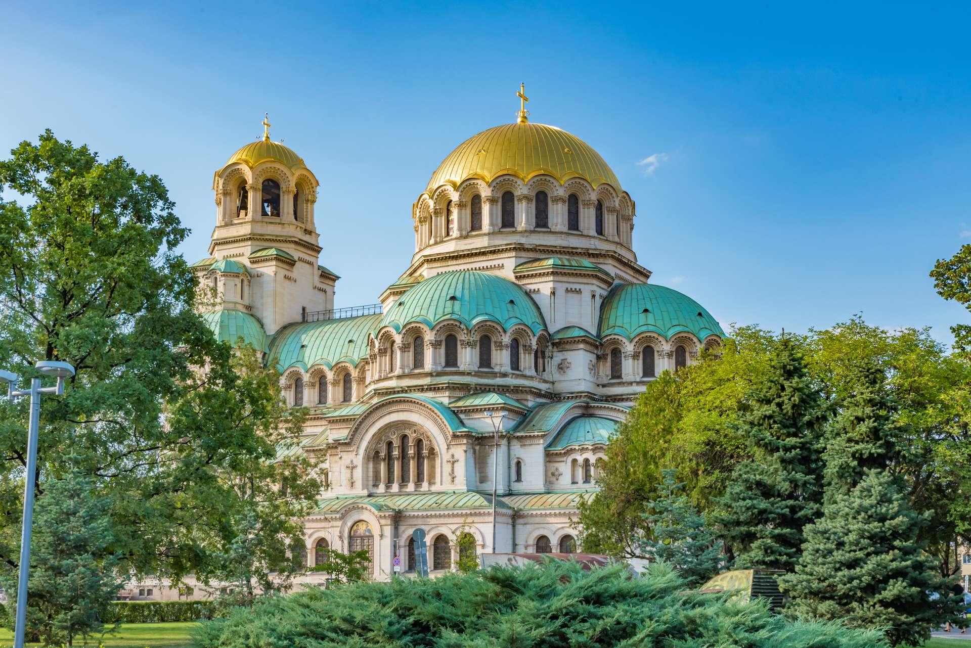 Bulgarije Sofia St. Alexander Nevsky Cathedral