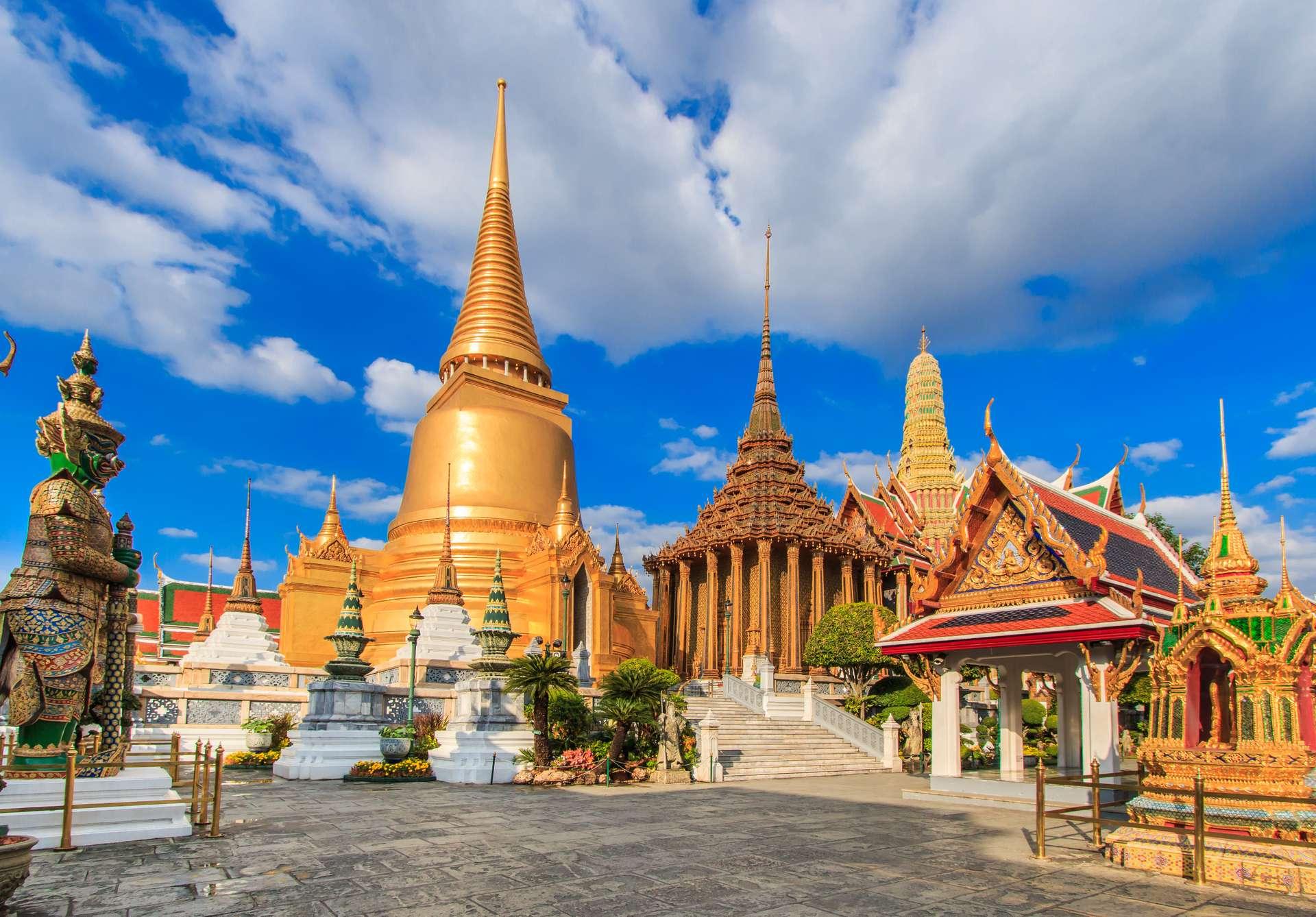 Thailand - Bangkok - tempels