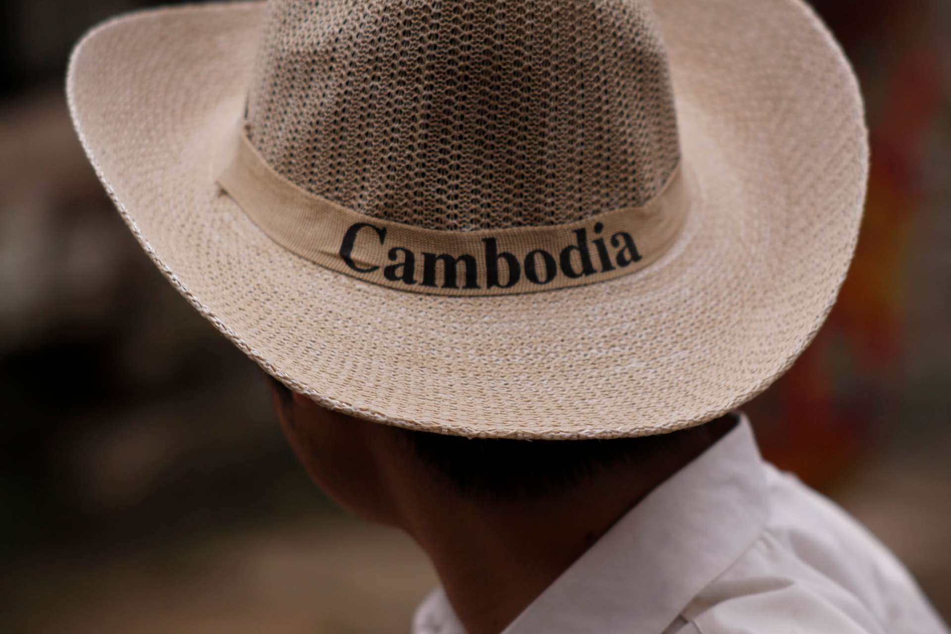 Cambodia Hat, Cambodja