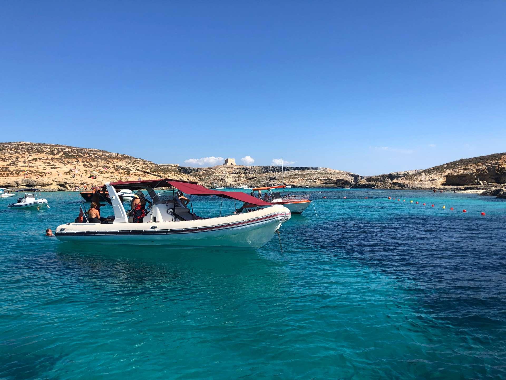 Snorkelen in Gozo