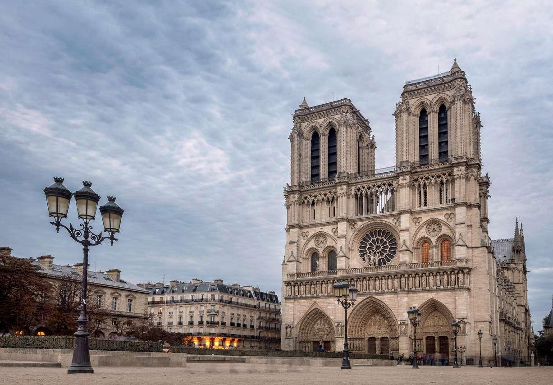 Frankrijk, Parijs, Notre Dame