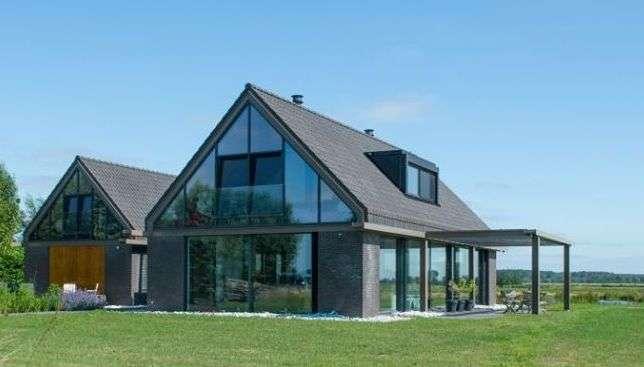 Luxe vakantiehuis in Nederland