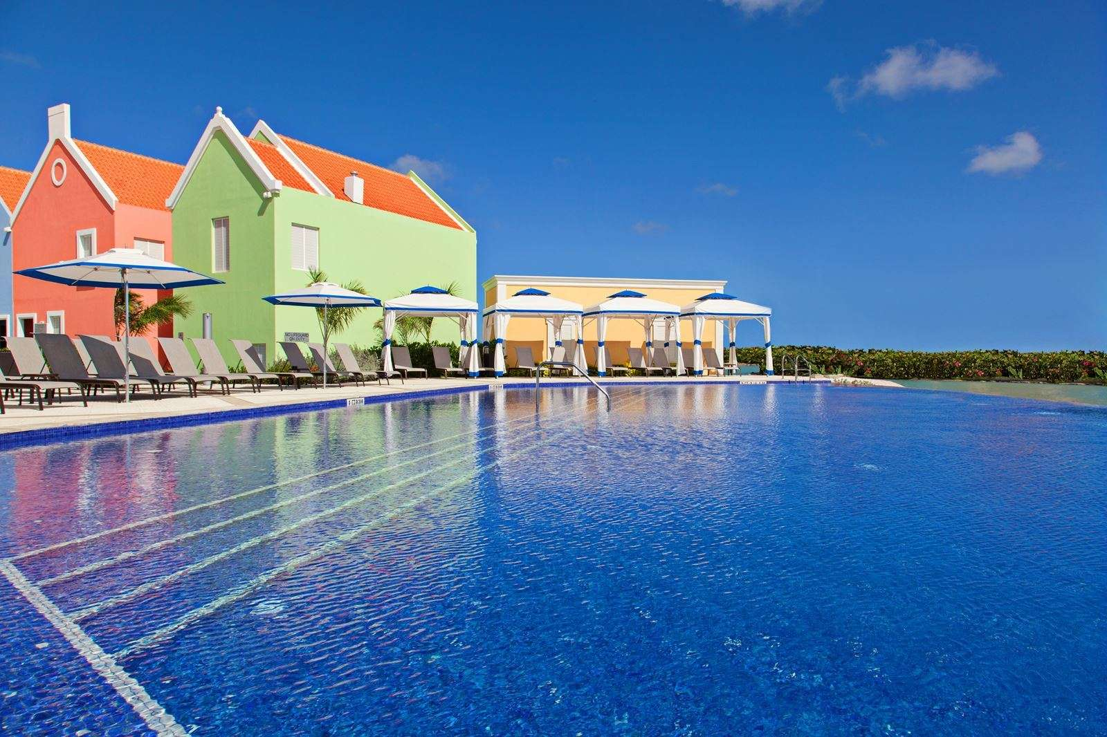 Courtyard by Marriott Bonaire uitzicht