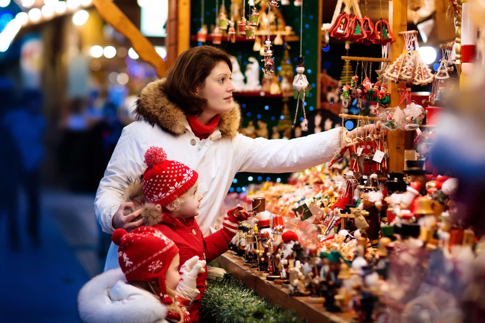 Duitsland kerstmarkt