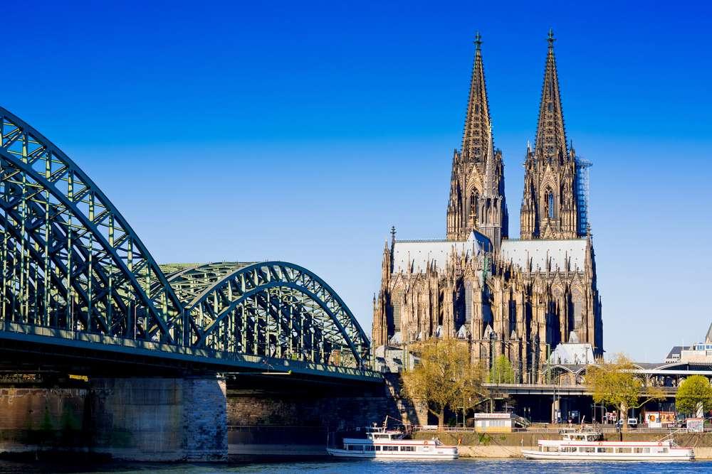 Duitsland Keulen Cologne Cathedral