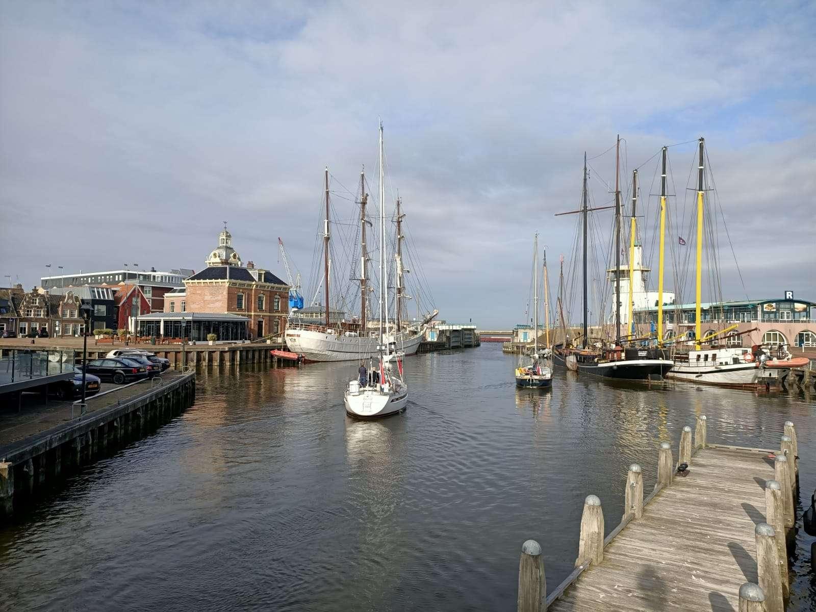 Nederland, Harlingen, schepen