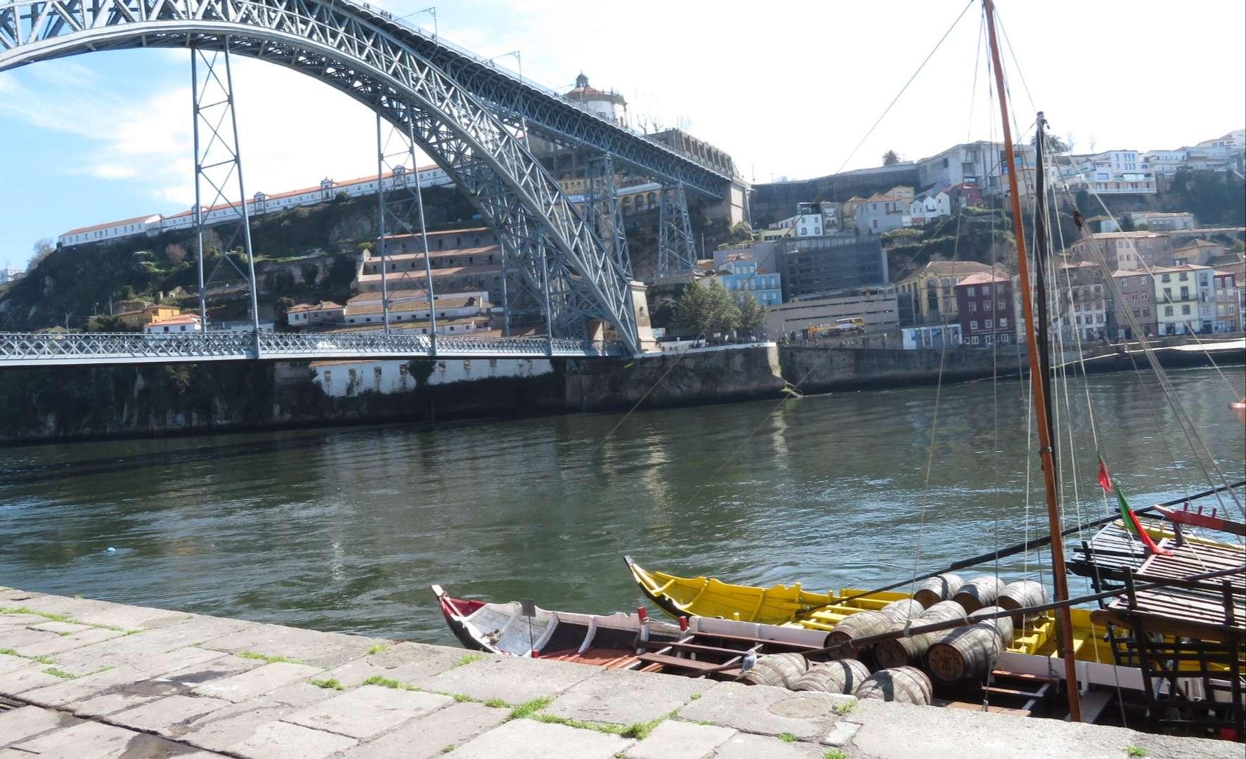 Louis-I brug Porto