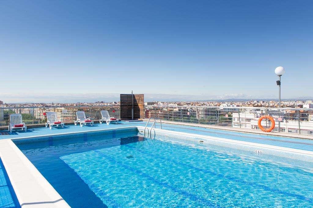 Expo Valencia zwembad