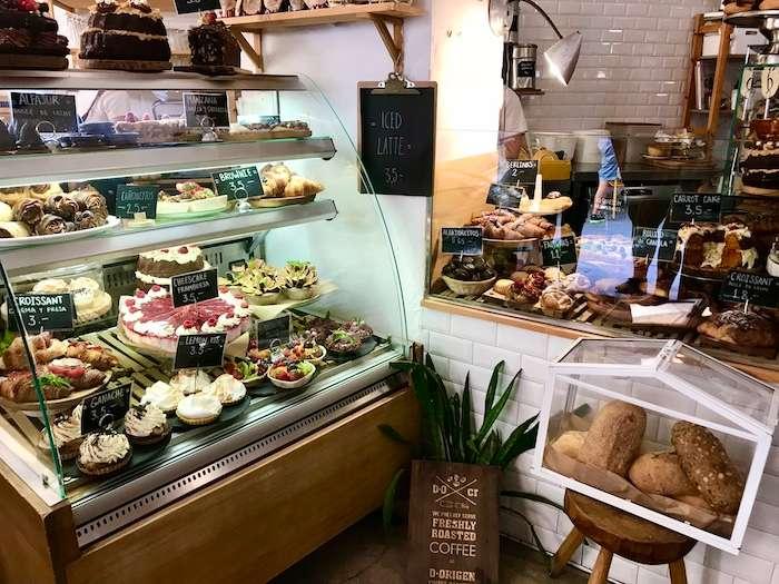 Café in Valencia