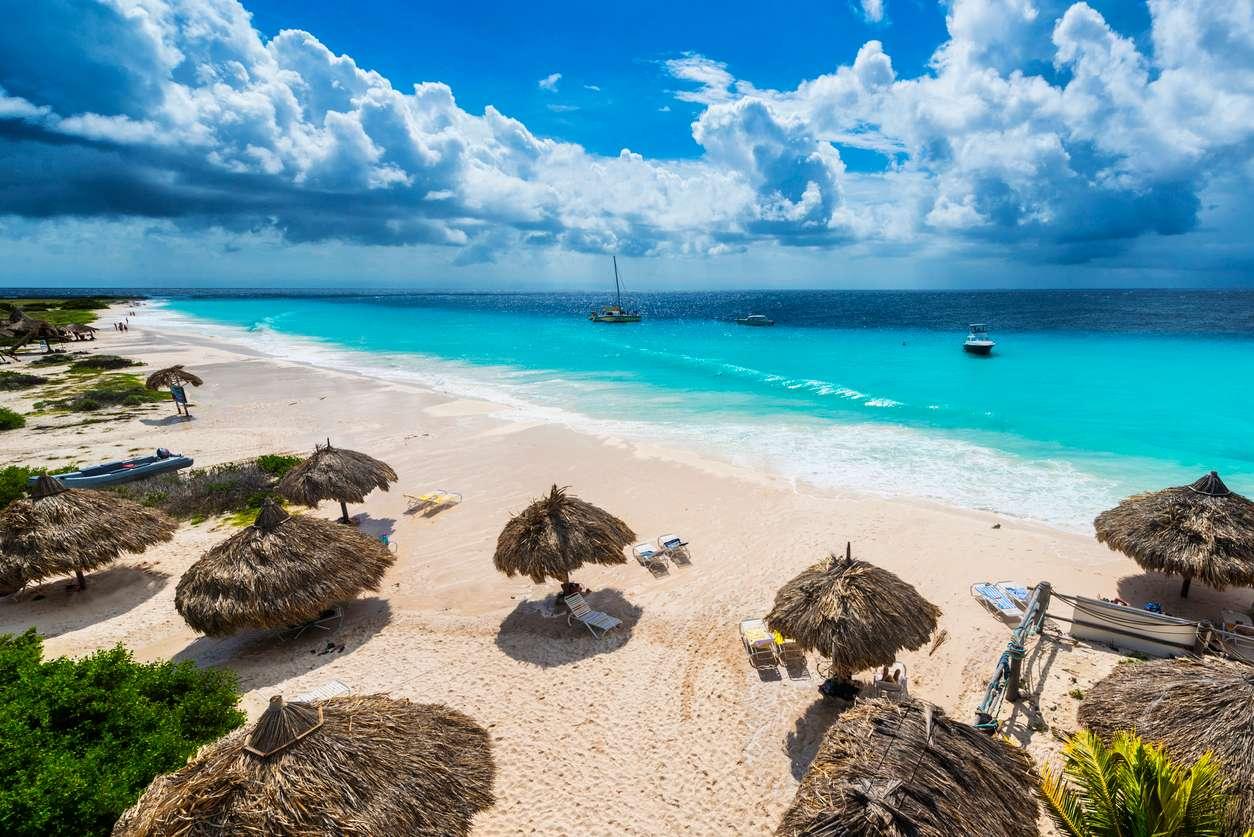 Vakantie in Curacao