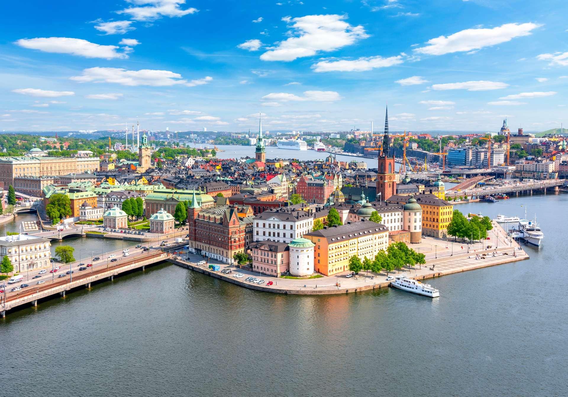 Stockholm Gamla Stan Zweden
