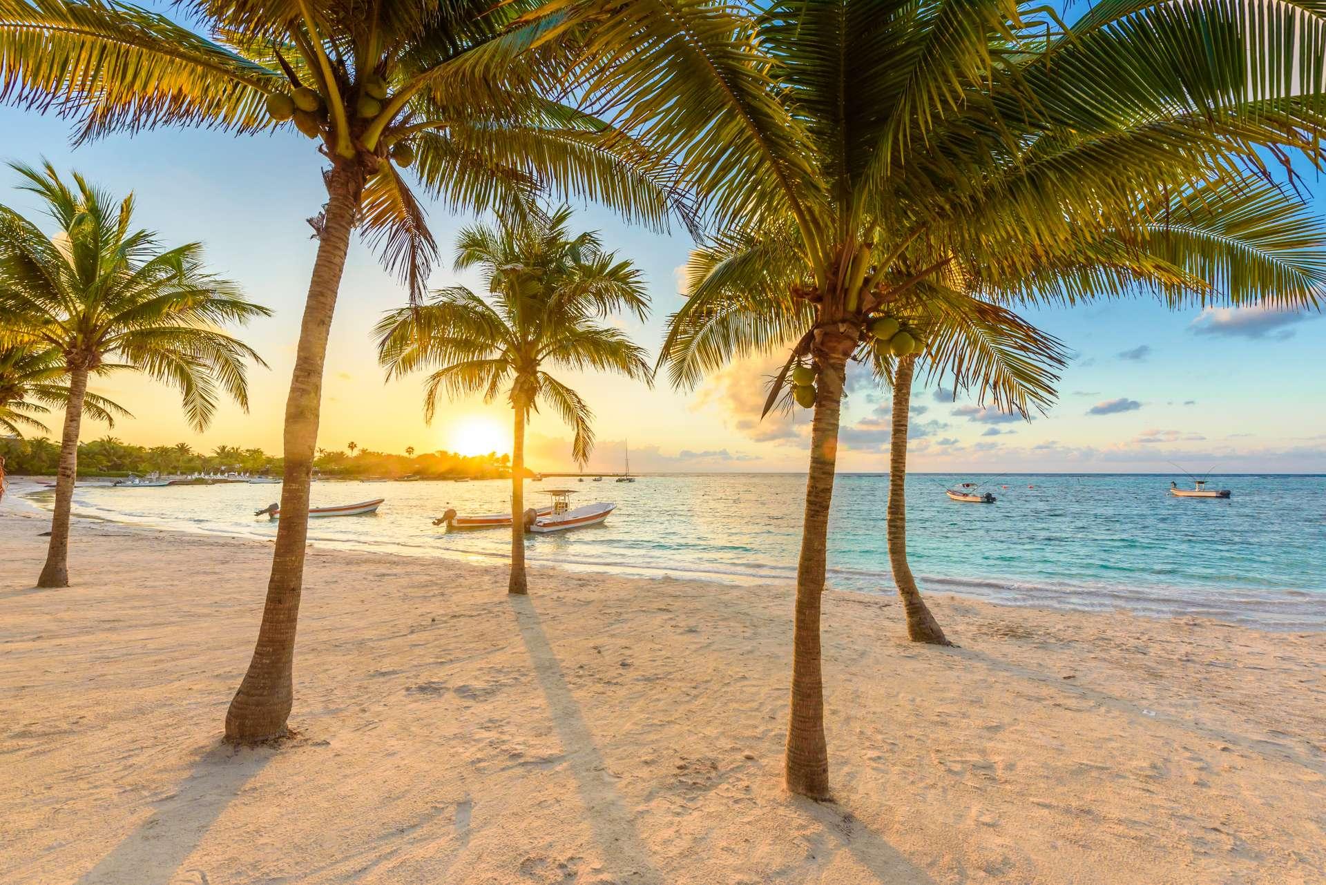 Vakantie Mexico Strand Yucatan