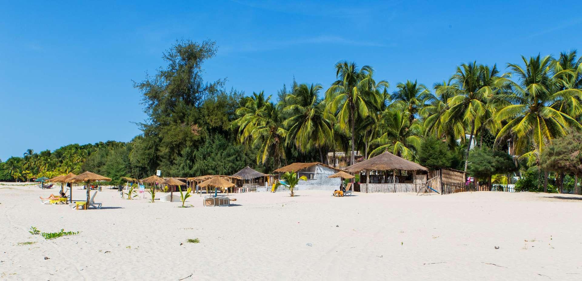 Gambia Senegal Paradise Beach