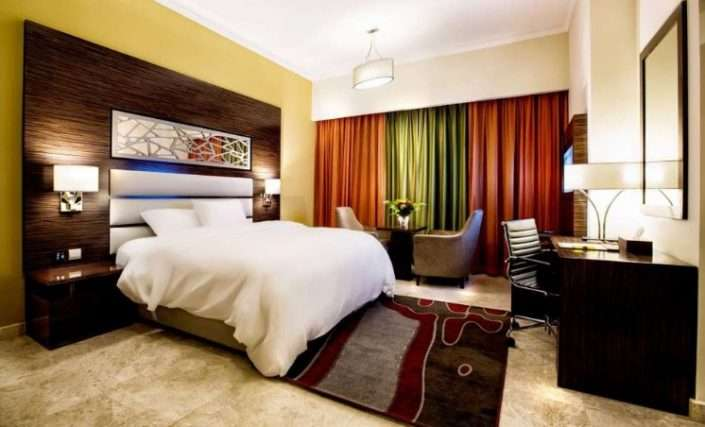 Ghaya Grand kamers