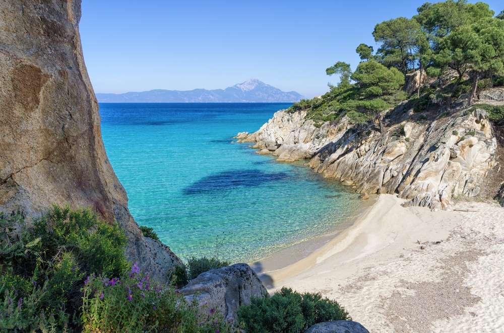 Griekanland Chalkidiki Sithonia2