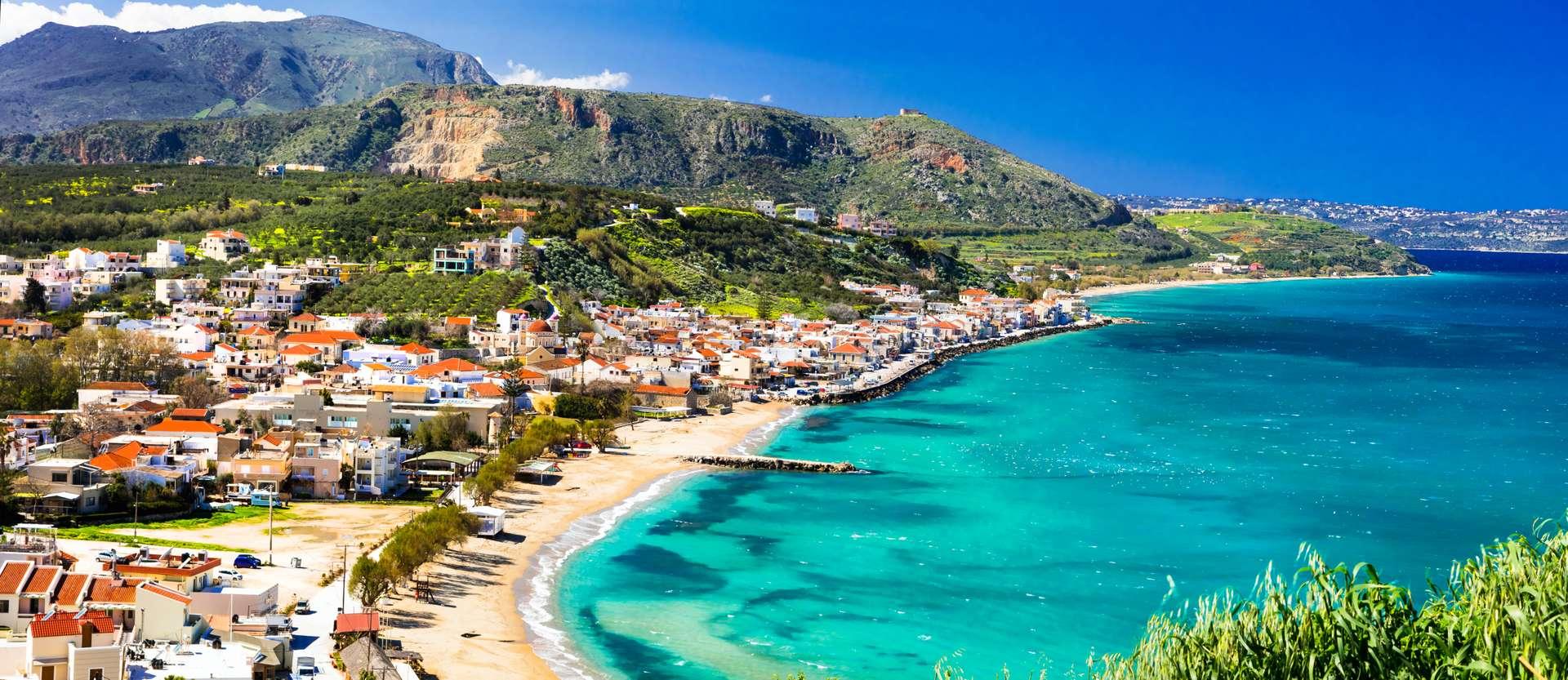 Griekenland Kreta Kalyves