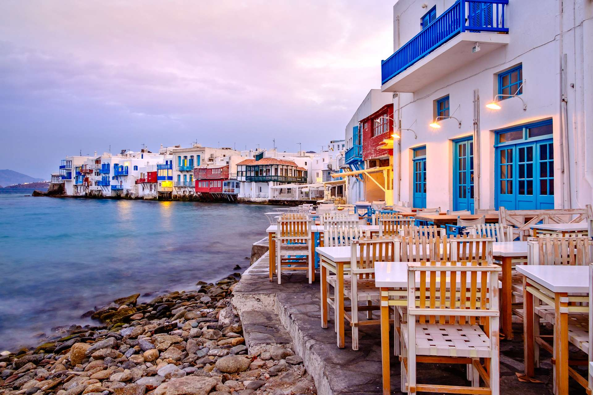 Griekenland Mykonos Little Venice