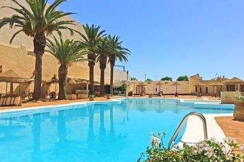 hopps hotel zwembad