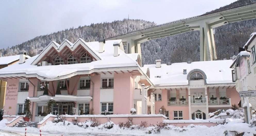 Hotel Lorenz winter